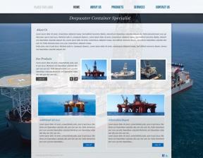 Web Design / Deepwater Equipment