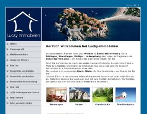 Web Development / Real Estate Website