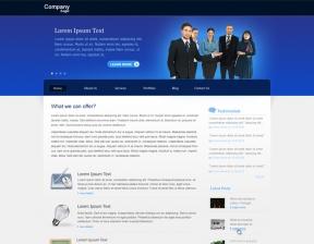 Web Design / Corporate Website Design
