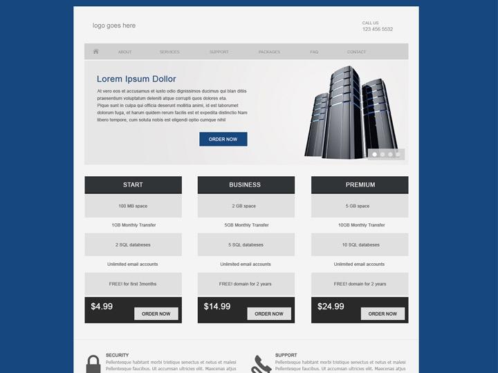 Web Design / Hosting and Web Company