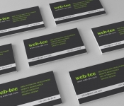 Graphic and Print Design / Web Company Branding