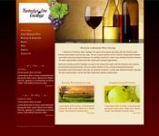 Web Design / Wine Business Portal