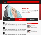 Web Design / Broadcasting Software Company