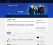 Portfolio / 2011 / Corporate Website Design