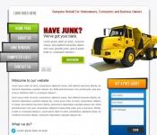 Portfolio / 2012 / Junk Removal Company