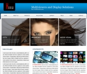 Portfolio / 2012 / Multiviewer Software Company